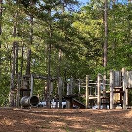 Another kid's playground!
