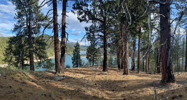 Butte Lake Campground
