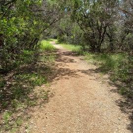 Lytle 's Loop trail
