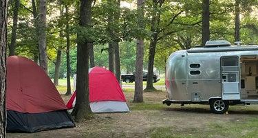 Marquette Tourist Park Campground