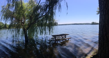 Military Park Shaw AFB Wateree Recreation Area and FamCamp
