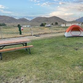 Tent Site T 5