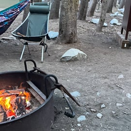 cold water  campground