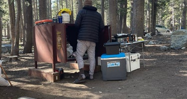 Coldwater Campground - Inyo Nf (ca)