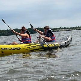 Our kayak