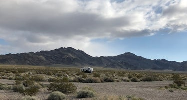 Death Valley: Dispersed Camping East Side of Park