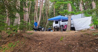 Cupsuptic Lake Park and Campground