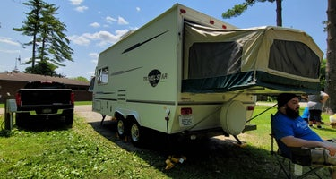 Winton Woods Campground Hamilton County Park