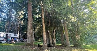 Lake Leland Campground