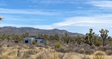 BLM Knob Hill Primitive Camping