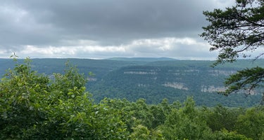 Cloudland Canyon State Park - Walk-in Sites