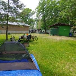 Campsite B12-1