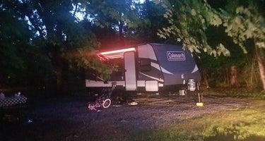 Panther Lake Camping Resort