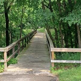 wood bridges