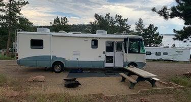 Eagle Campground at Carter Lake