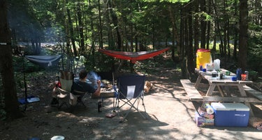 The Bar Harbor Campground