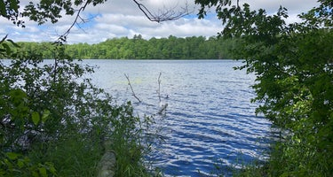 Upper Gresham Lake Campground