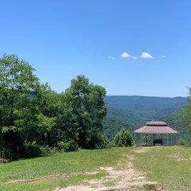 The amazing views!