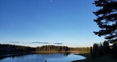 Ward Lake Campground