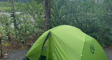 Exit Glacier Campground