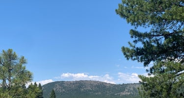 Tahoe National Forest Logger Campground