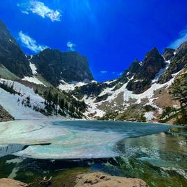 Rocky Mountain National Park - Emerald Lake