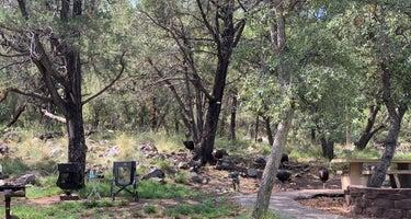 Madera Canyon Picnic Area
