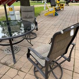 RV patio upgrade