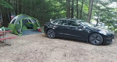 Friendly Beaver Campground