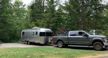 Alder Lake Campground
