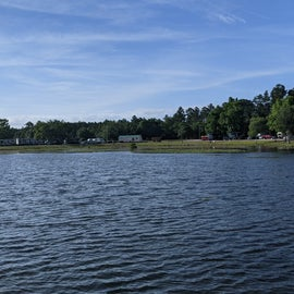 Another view of the beautiful lake.