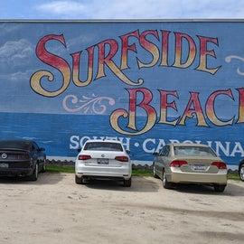 Surfside Beach.
