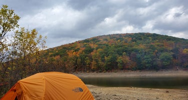 Morrison Boat Access Campground