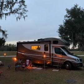 Our Campsite # 37
