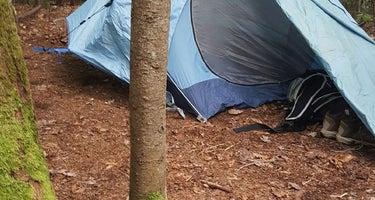 Grafton Loop Trail - Slide Campsite