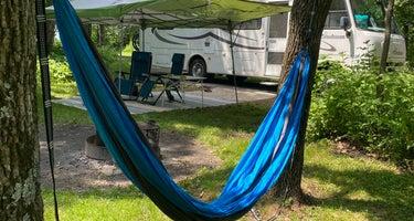 Shenandoah National Park Dispersed Sites