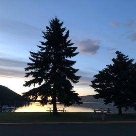 Quiet sunsets