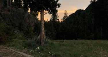 Hornsilver Campground