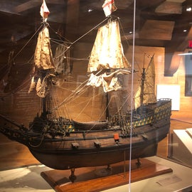 the pilgrims museum in Plymouth
