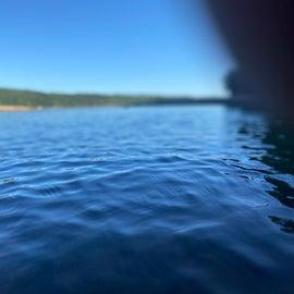 Water Level Shot