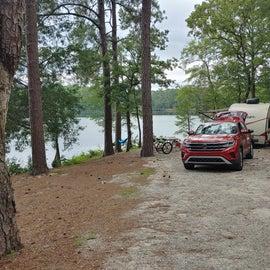 Cheraw campsite