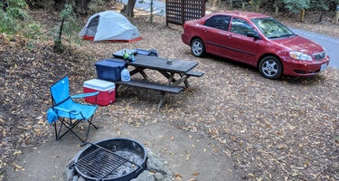 Schoolhouse Canyon Campground