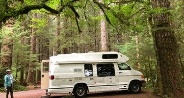 Klahowya Campground