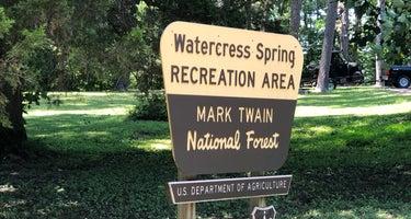 Mark Twain National Forest Watercress Recreation Area