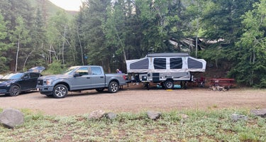 Castle Lakes Campground