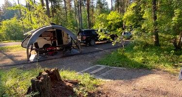 Mcgillivray Campground (mt)