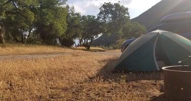 Bates Canyon Campground