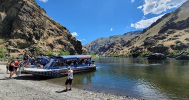 Hells Canyon Recreation Area Copperfield Campground