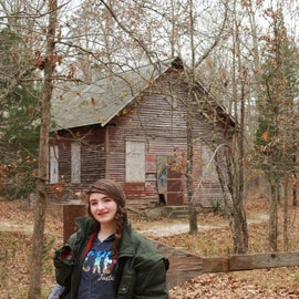 Historic Atsion ghost town hike within walking distance