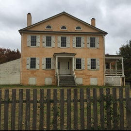 Abandoned Atsion Mansion
